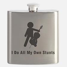 I Do All My Own Stunts Flask