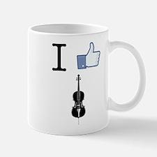 I Like Cello Mug