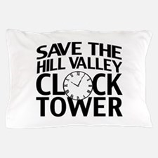 Save The Clock Tower Pillow Case