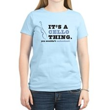 It's A Cello Thing T-Shirt