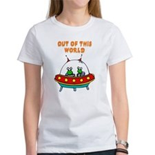 """""""Out Of This World"""" Tee"""