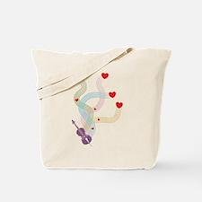 Lovely Cello Tote Bag