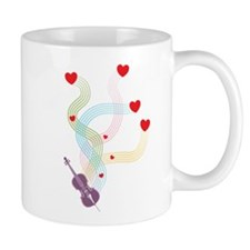 Lovely Cello Mug