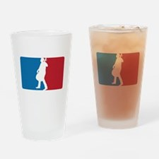 Major League Cello Drinking Glass