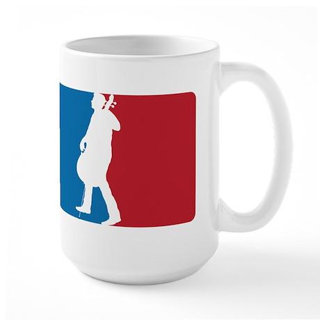 Major League Cello Large Mug