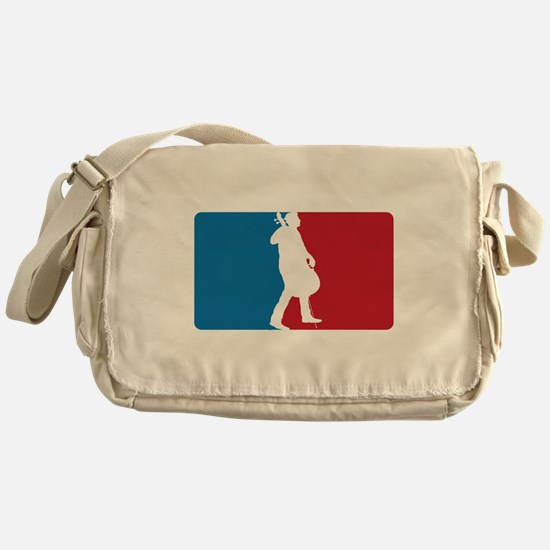 Major League Cello Messenger Bag