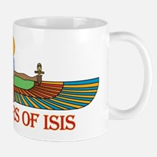 Daughters of Isis Coffee Mug