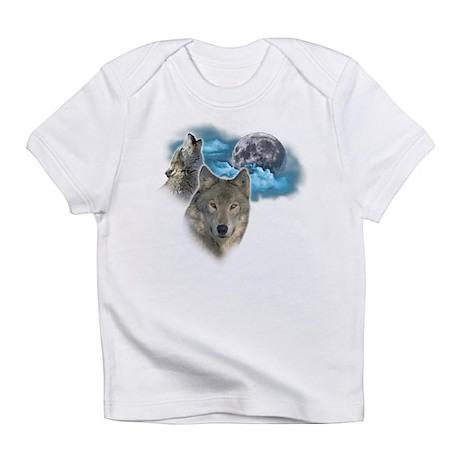 Wolves Moon 2 Infant T-Shirt