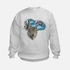 Wolves Moon 2 Sweatshirt