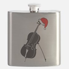 Merry Christmas Flask