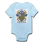 Richmond Coat of Arms Infant Creeper