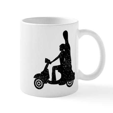 Cello Rider Mug