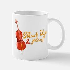 Shut Up & Play Mug