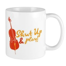 Shut Up & Play Mug