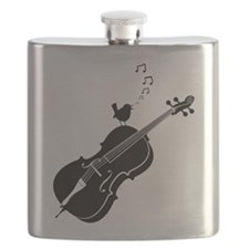 Song Bird Flask