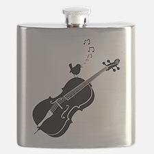 Song Bird Flask