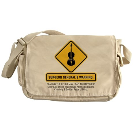 Surgeon General Messenger Bag