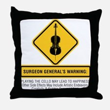 Surgeon General Throw Pillow
