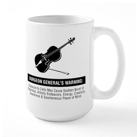 Surgeon General Large Mug