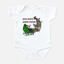 Dear Santa - Adult Printing Infant Bodysuit