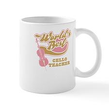 Cello Teacher Mug