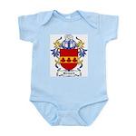 Richard Coat of Arms Infant Creeper