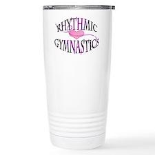 I Heart Rhythmic Gymnastics Travel Mug