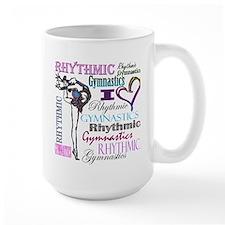 I Heart Rhythmic Gymnastics Mug