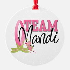 Team Mandi Ornament