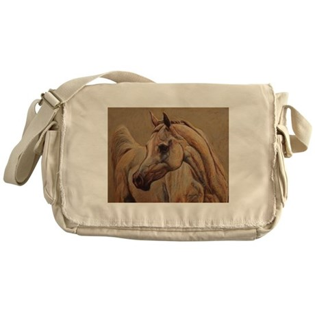 Arabian Horse Messenger Bag