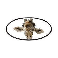 Helaine's Goofy Giraffe Patches