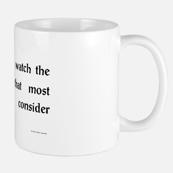 Watch the Director Mug