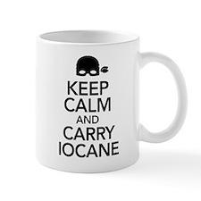 Keep Calm and Carry Iocane Mug