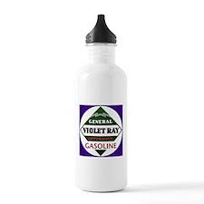 Violet Ray Gasoline Water Bottle