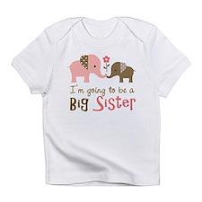 Cool Big sister Infant T-Shirt