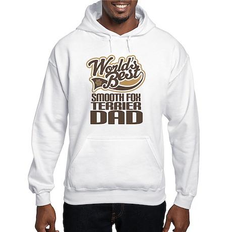 Smooth Fox Terrier Dad Hooded Sweatshirt