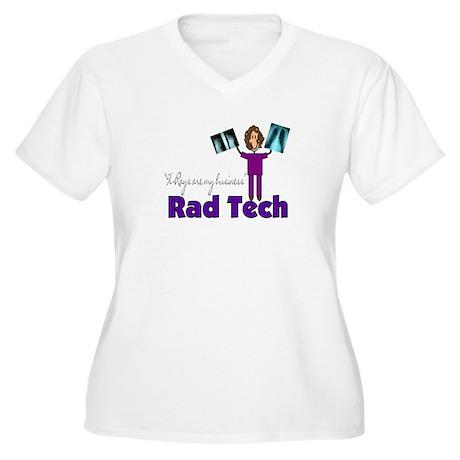 radiology Plus Size T-Shirt