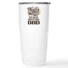 Soft Coated Wheaten Terrier Dad Travel Mug