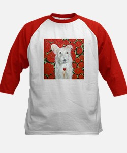 """Terrier Love"" Kids Baseball Jersey"