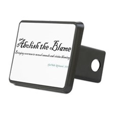 Abolish the Blame 2012 Hitch Cover