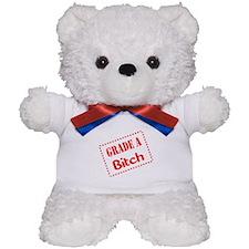 Grade A Bitch Teddy Bear