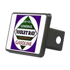 Violet Ray Gasoline Hitch Cover