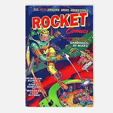 Rocket Comics #71 Postcards (Package of 8)