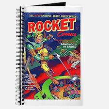 Rocket Comics #71 Journal