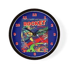 Rocket Comics #71 Wall Clock