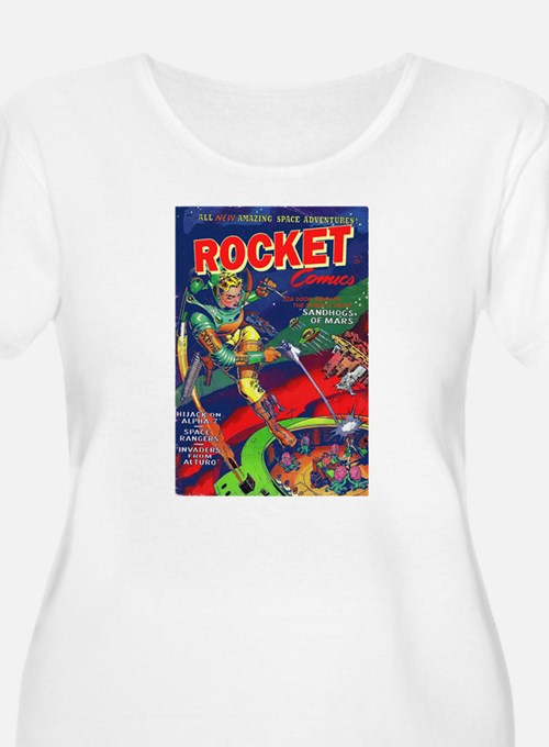 Rocket Comics #71 T-Shirt