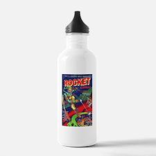 Rocket Comics #71 Water Bottle