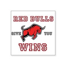 Red Bulls Give You Wins Sticker