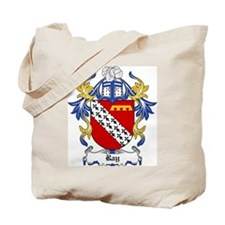 Ray Coat of Arms Tote Bag