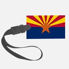Arizona flag Luggage Tag